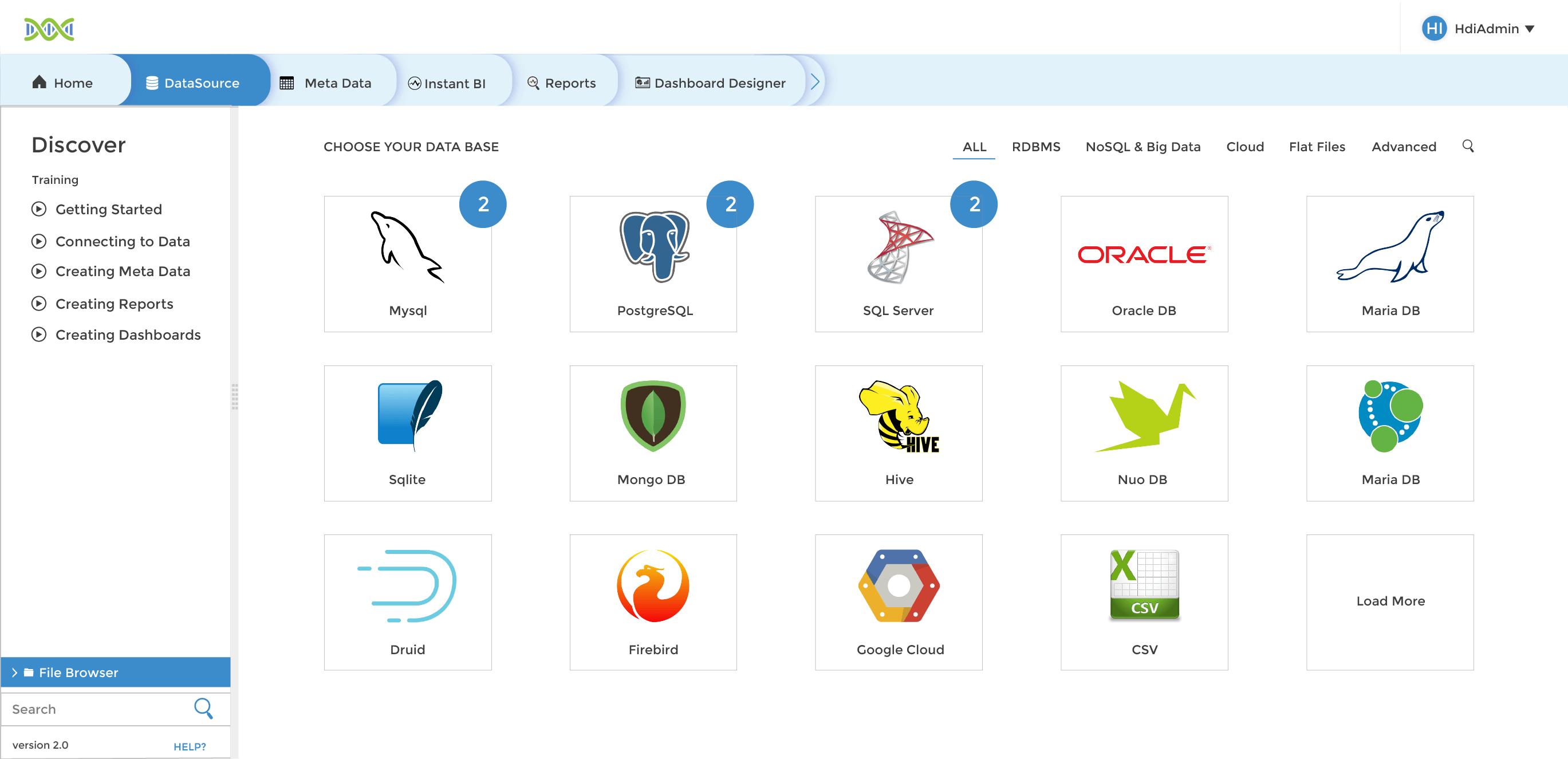 Dynamic Datasource